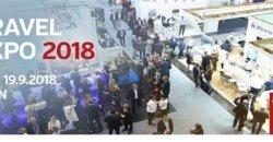 bornemann auf der travel expo 2018 am 18 und 19 september 2018 in koeln