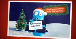 Bornemann AG Frohe Weihnachten