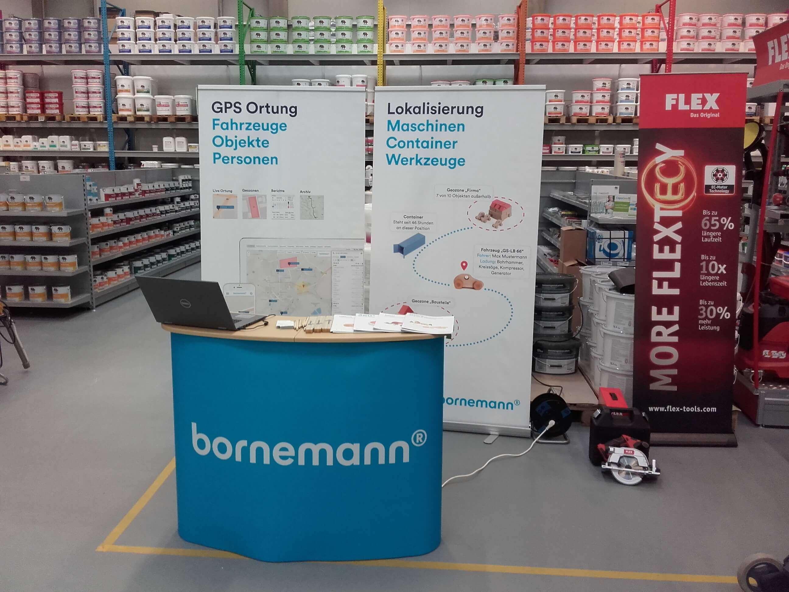 Bbornemann Messe Knittel Berlin