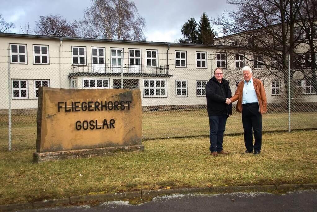 Erster Meilenstein für Kasernenumgestaltung in Goslar