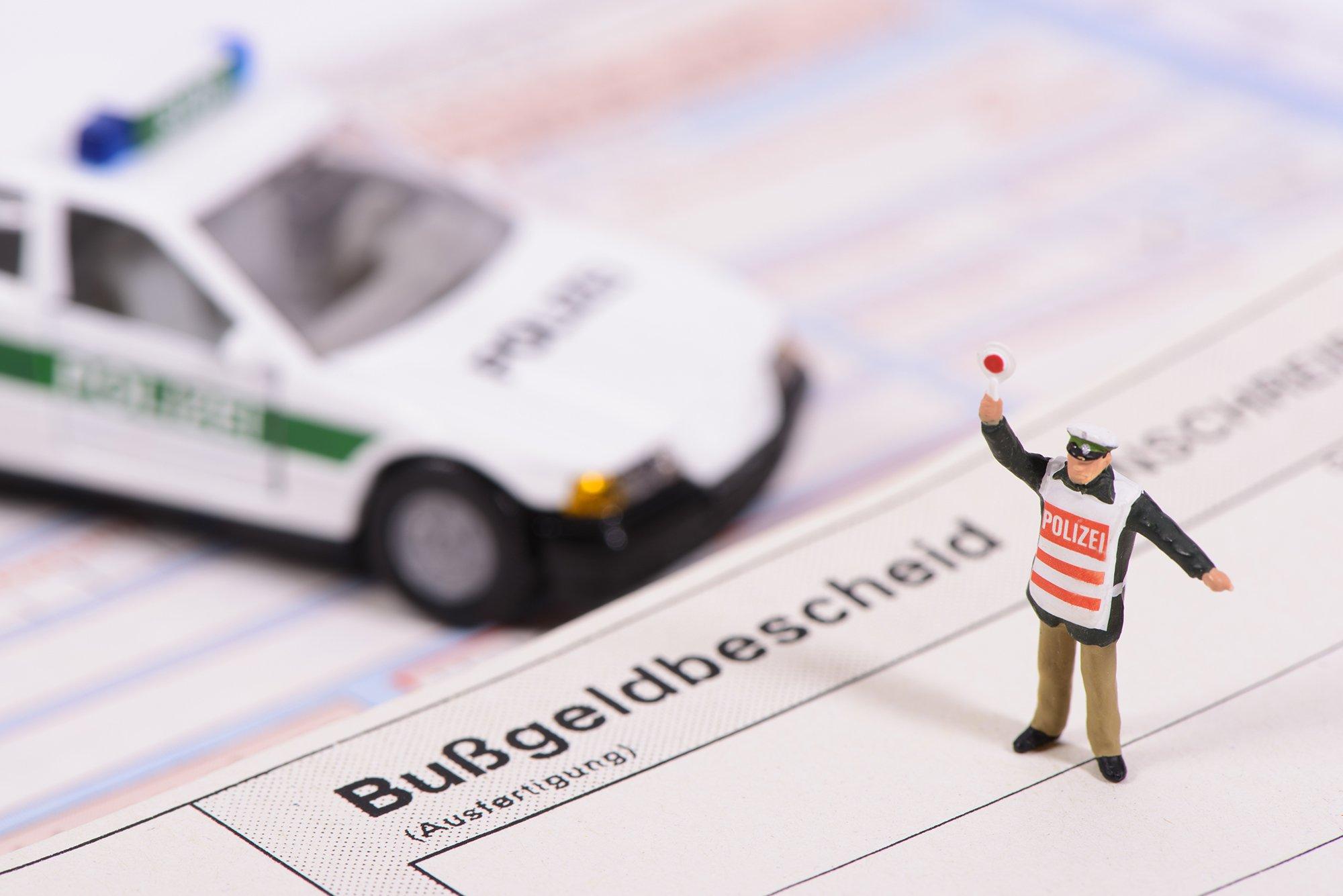 Verbildlichung der Strafverfolgung mit Folge einer Fahrtenbuchauflage