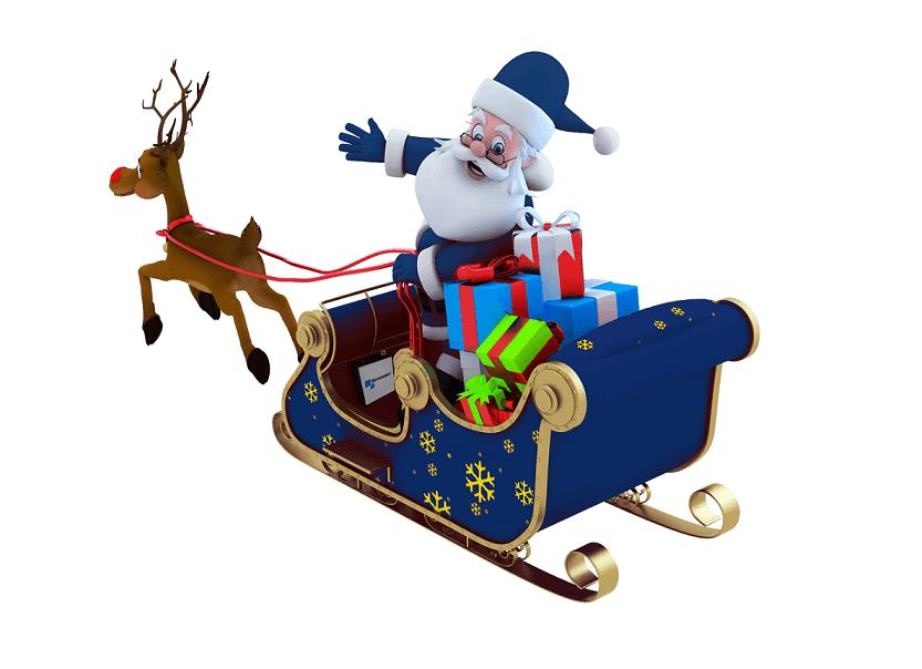 Frohe Weihnachten und ein glückliches neues Jahr! - Bornemann AG