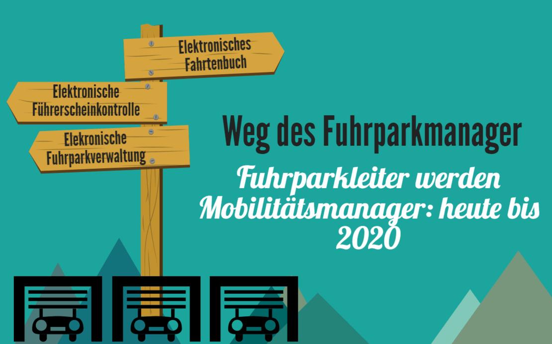 fuhrparkleiter werden mobilitaetsmanager aufgaben des fuhrparkleiters von heute bis 2020