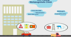 gps und rfid erleichtert inhaltskontrollen uvv check und fahrzeuginhaltskontrolle automatisieren