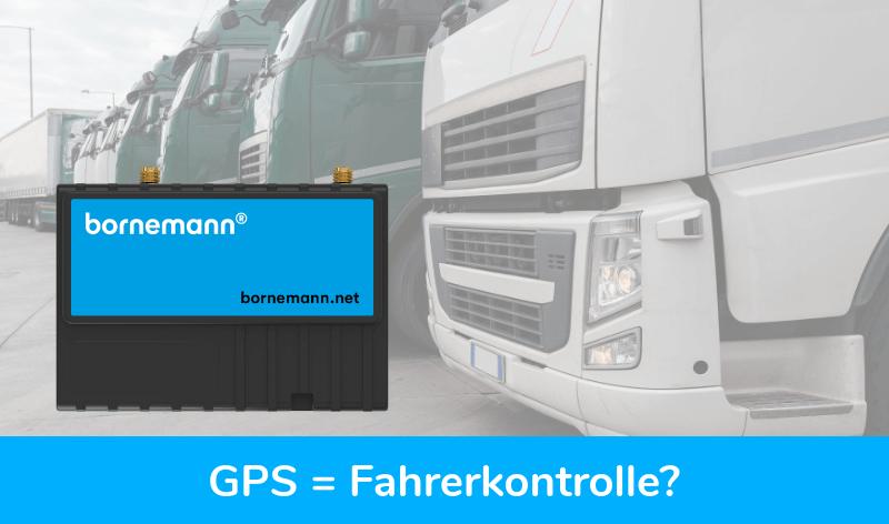 Ist GPS Überwachung im LKW erlaubt: Ortungsgeräte im Arbeitsalltag von Transport und Logistik