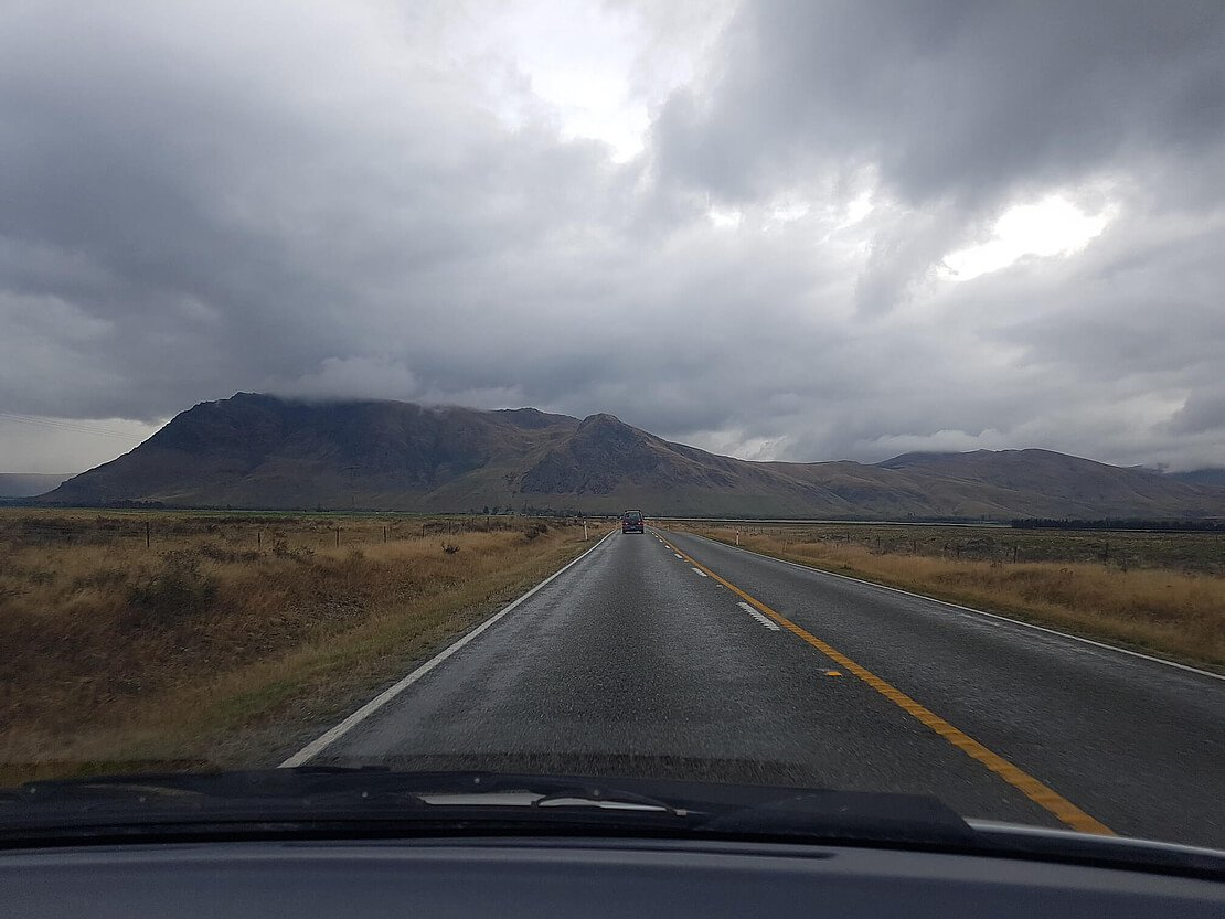 Vier Monate auf Entdeckungstour in Neuseeland